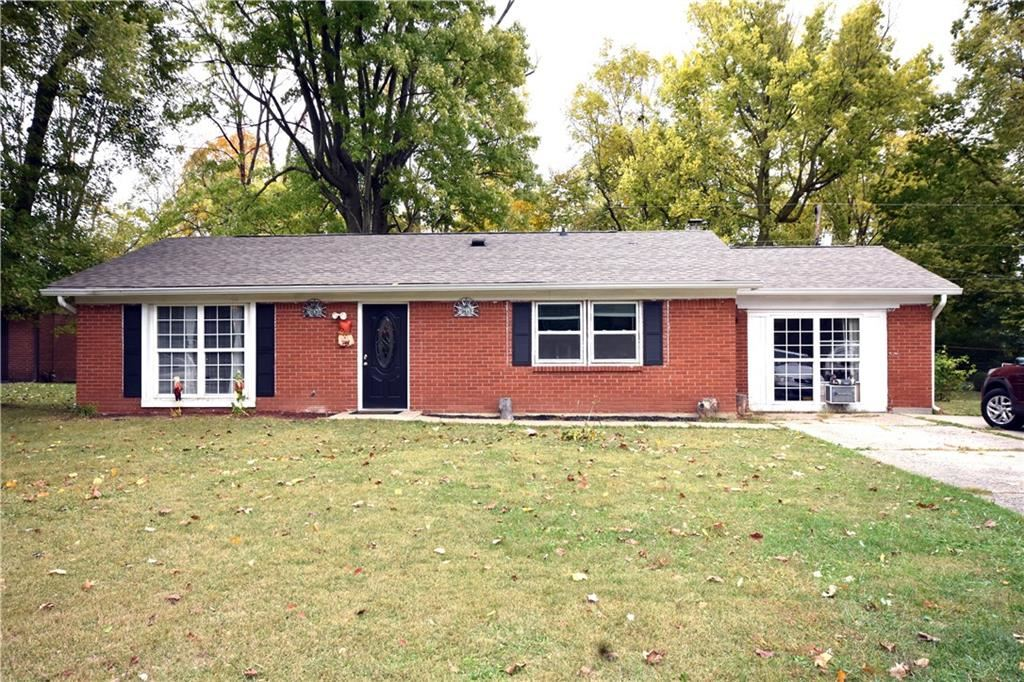 1835 MARSHA Drive, Indianapolis, IN 46214 - #: 21676524