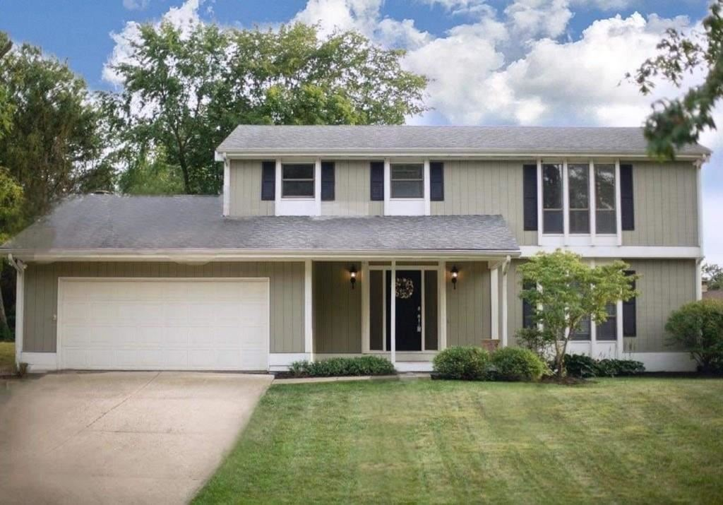 1113 Ivywood Court, New Castle, IN 47362 - #: 21737524