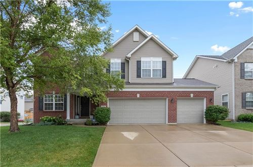 Photo of 7823 Andaman Drive, Zionsville, IN 46077 (MLS # 21734525)