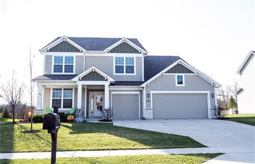 Photo of 5573 Golden Aster Drive, Noblesville, IN 46062 (MLS # 21754525)