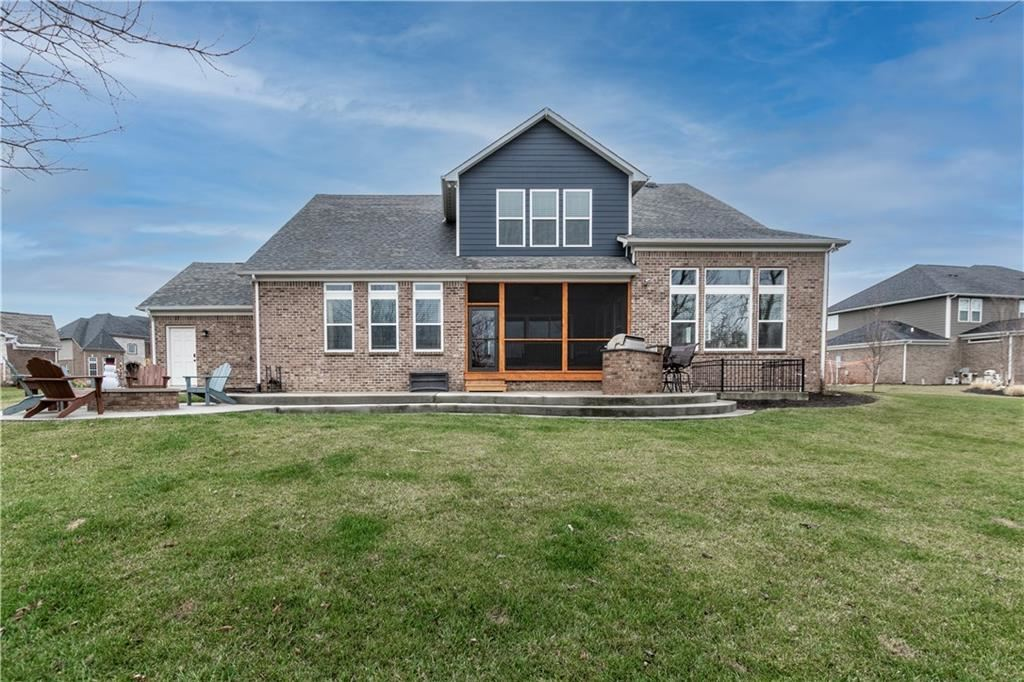 15648 Roca Court, Fishers, IN 46040 - #: 21758525