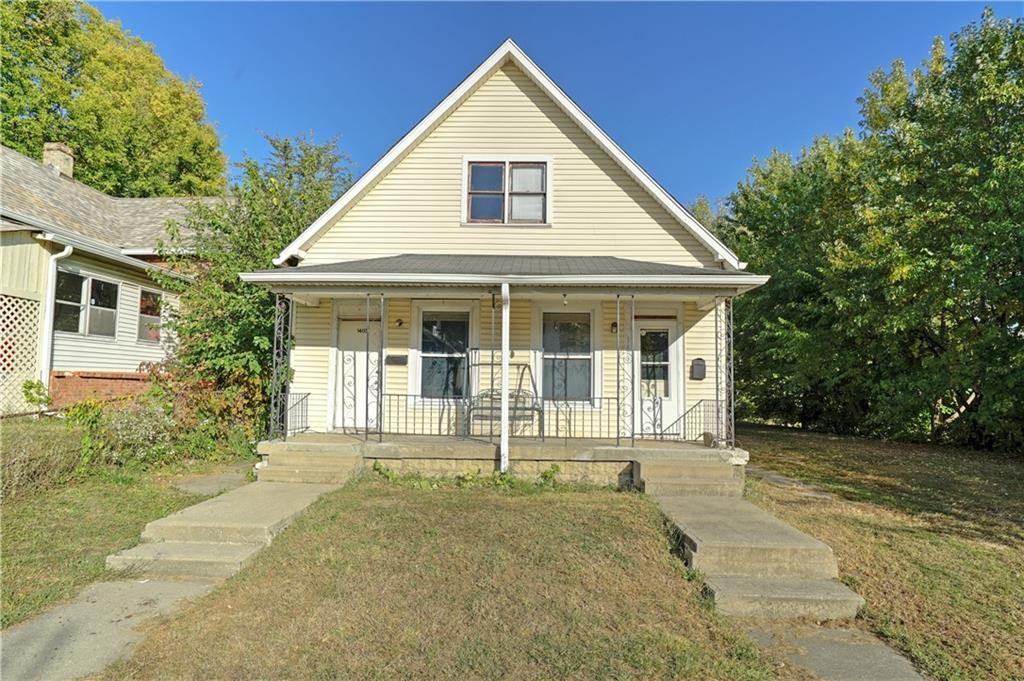 1405-1407 Linden Street, Indianapolis, IN 46203 - #: 21761525