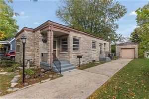 Photo of 347 North Kenyon, Indianapolis, IN 46219 (MLS # 21676526)
