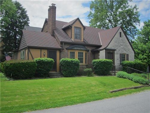 Photo of 836 North Layman Avenue, Indianapolis, IN 46219 (MLS # 21712526)