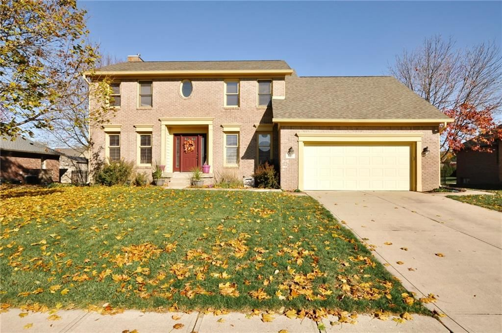 5280 Red Stone Lane, Greenwood, IN 46142 - #: 21679526