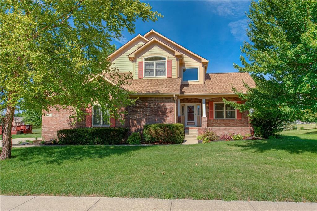 7406 Bunker Hill Crescent, Indianapolis, IN 46259 - #: 21725526