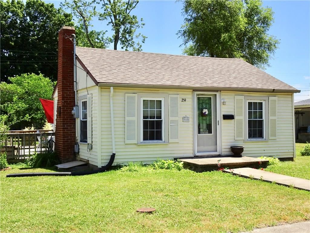 259 South LINCOLN Street, Martinsville, IN 46151 - #: 21719527