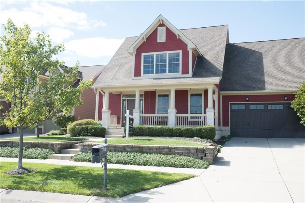 13032 Overview Drive, Fishers, IN 46060 - #: 21754528