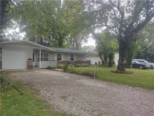 Photo of 5457 E 42nd Street, Indianapolis, IN 46226 (MLS # 21814530)