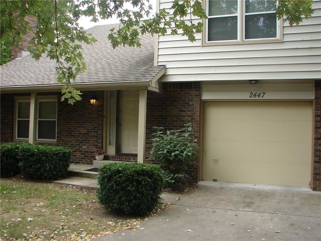 2447 Brewster Road, Indianapolis, IN 46268 - #: 21675530