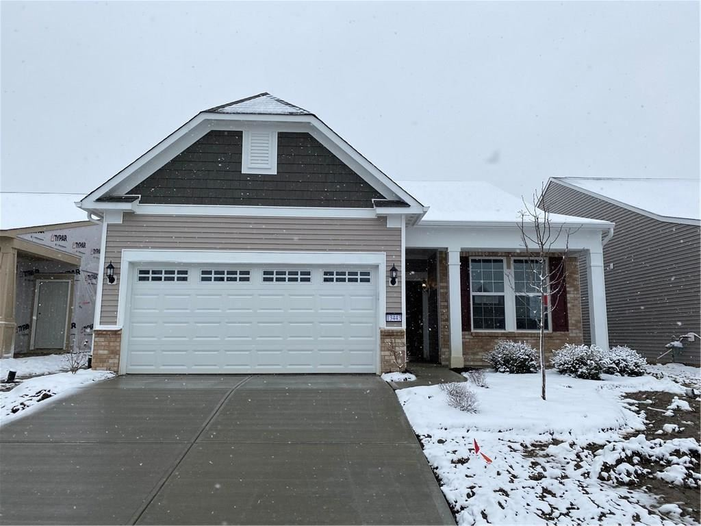 Photo of 13443 Mosaic Street, Fishers, IN 46037 (MLS # 21697530)
