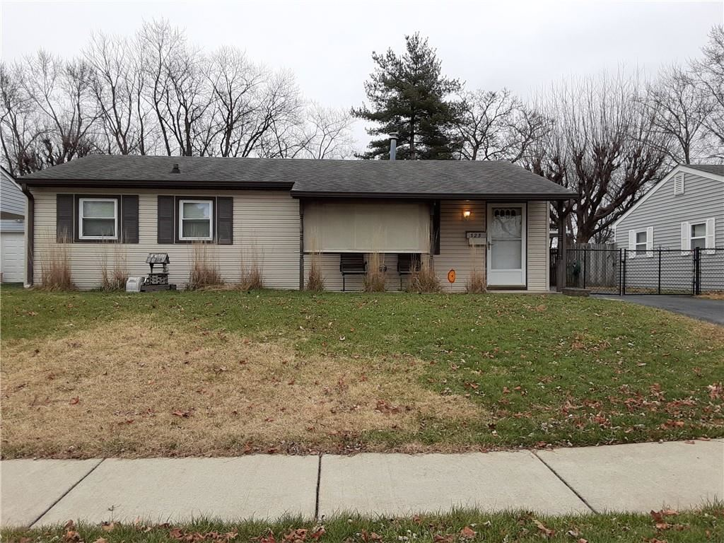 325 South Kenmore Road, Indianapolis, IN 46219 - #: 21759530