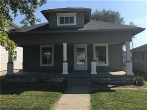 Photo of 113 South 5th, Beech Grove, IN 46107 (MLS # 21663531)