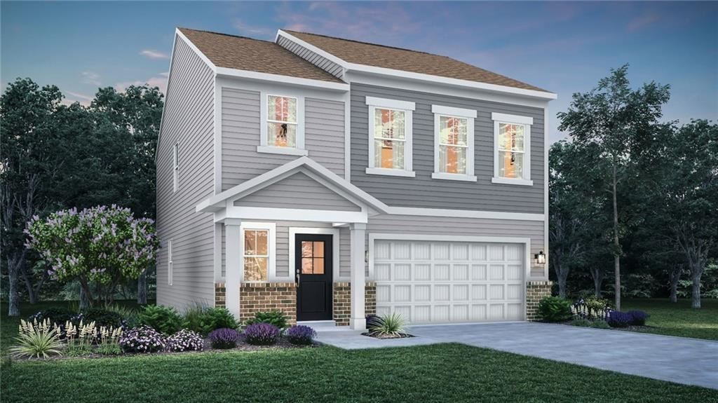 456 Bluestem Lane, New Whiteland, IN 46184 - MLS#: 21783531