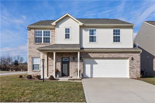 Photo of 5652 Rambling Drive, Indianapolis, IN 46239 (MLS # 21695532)