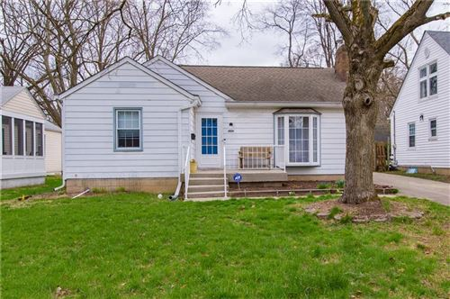 Photo of 2626 East Northgate Street, Indianapolis, IN 46220 (MLS # 21703532)