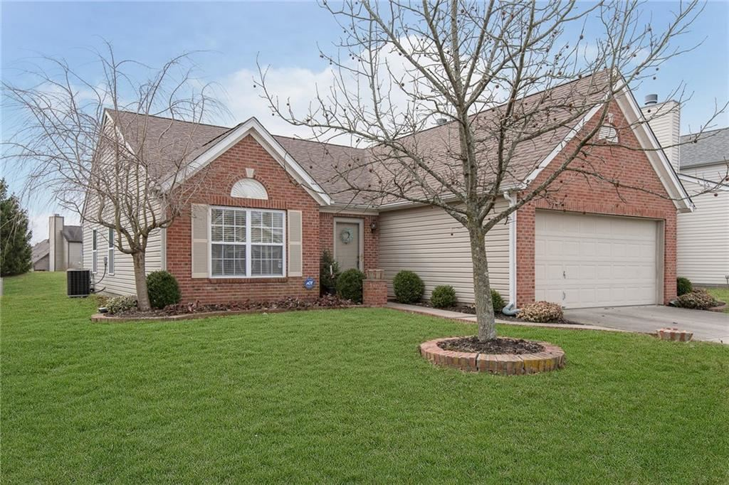 Photo of 12223 Carriage Stone Drive, Fishers, IN 46037 (MLS # 21699532)