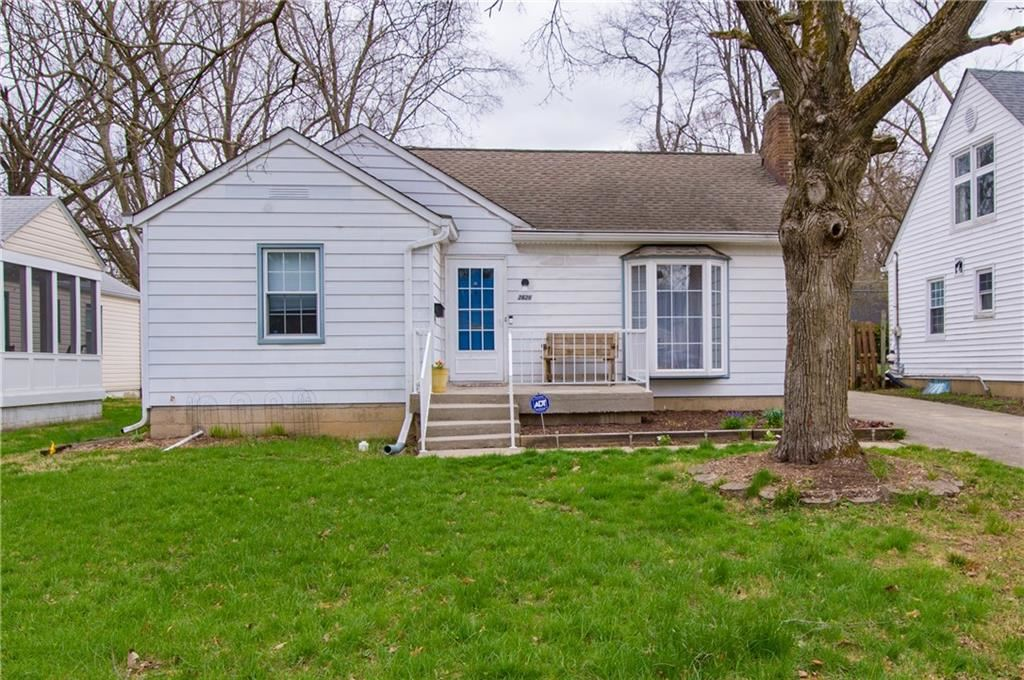 2626 East Northgate Street, Indianapolis, IN 46220 - #: 21703532