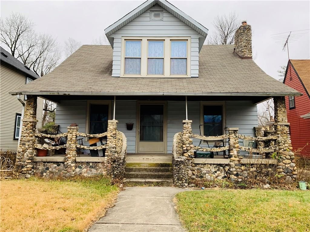 333 North Whittier Place, Indianapolis, IN 46219 - #: 21685533