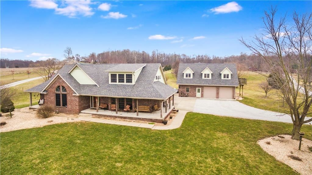 3285 West Briarwood Road, Monrovia, IN 46157 - #: 21691533