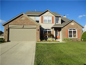 Photo of 13999 Meadow Lake, Fishers, IN 46038 (MLS # 21666534)