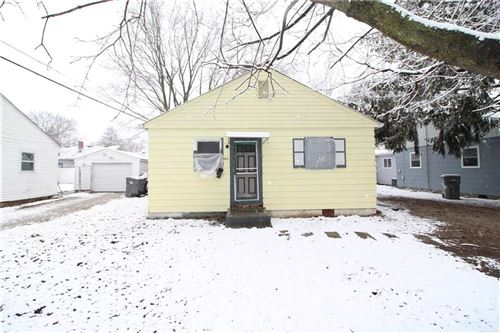 Photo of 3306 West 22nd Street, Indianapolis, IN 46222 (MLS # 21697534)