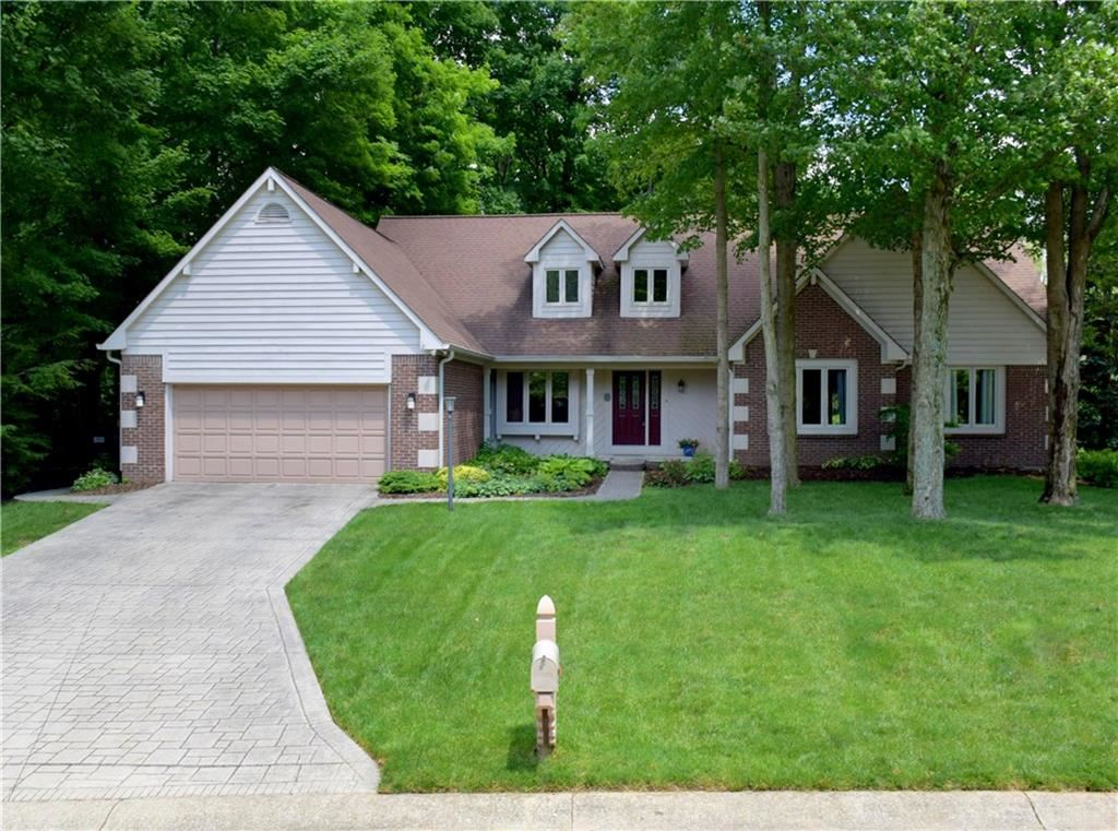 8539 Bluefin Circle, Indianapolis, IN 46236 - #: 21635534