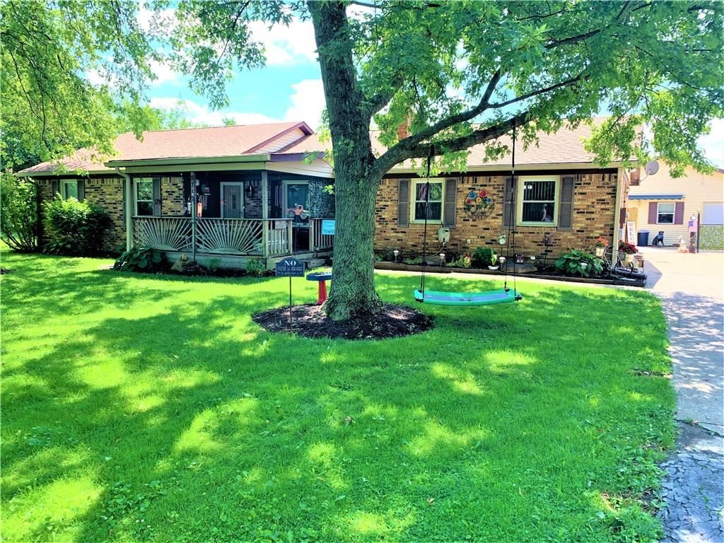 8717 Maze Road, Indianapolis, IN 46259 - #: 21731534