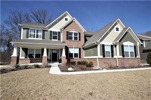 Photo of 13304 Lansbury, Fishers, IN 46037 (MLS # 21625535)