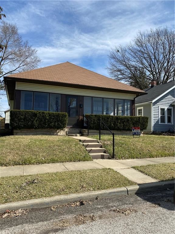 71 South 9th Avenue, Beech Grove, IN 46107 - #: 21705535