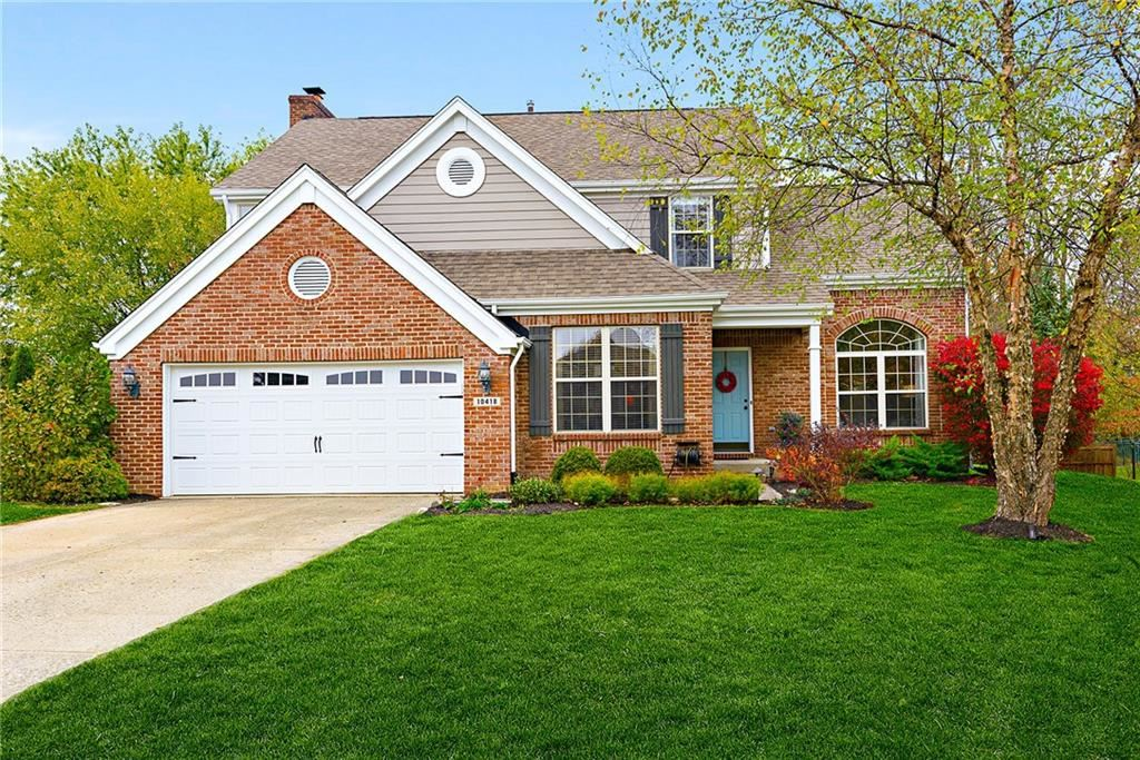 10418 Packard Drive, Fishers, IN 46037 - #: 21749535