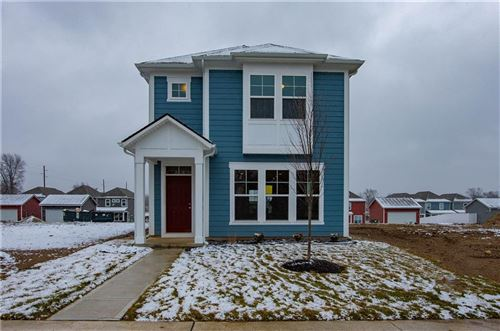 Photo of 349 Steeples Boulevard, Indianapolis, IN 46222 (MLS # 21751536)