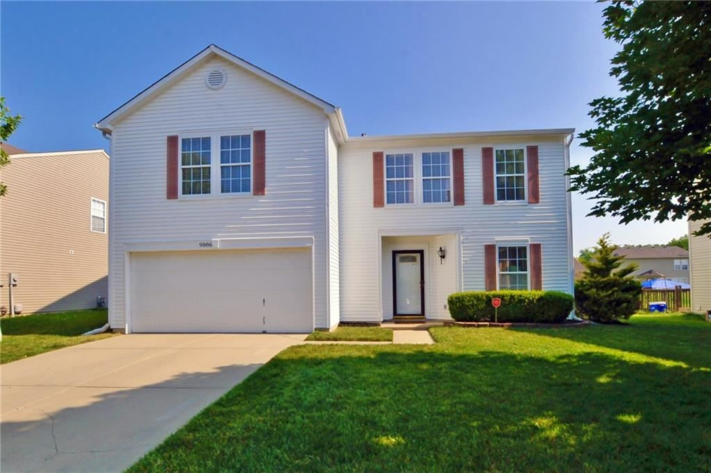 9886 Olympic Circle, Indianapolis, IN 46234 - #: 21723536