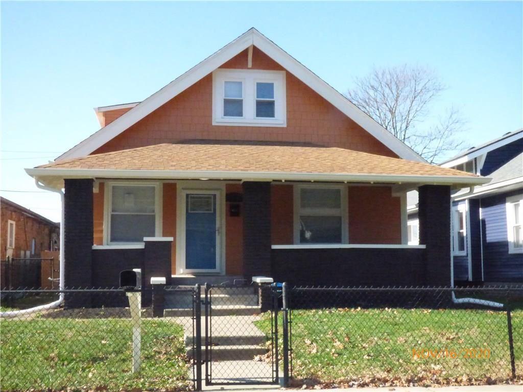 506 North Bosart Avenue, Indianapolis, IN 46201 - #: 21752536