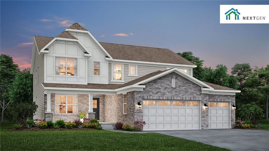 19334 Quilling Lane, Noblesville, IN 46062 - #: 21769536