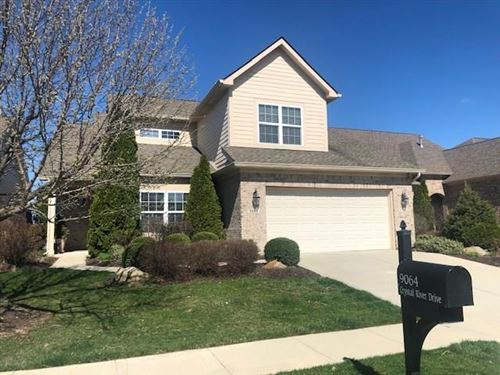 Photo of 9064 CRYSTAL RIVER Drive, Indianapolis, IN 46240 (MLS # 21703537)