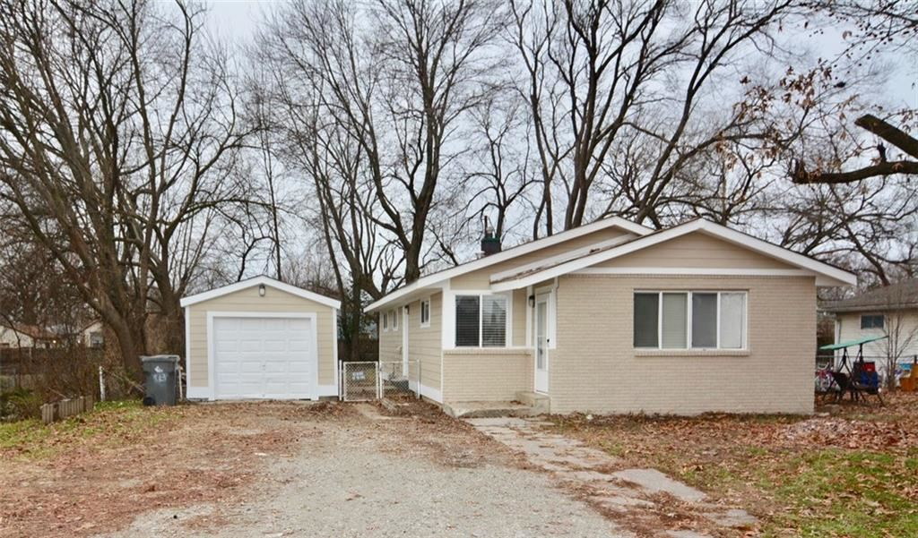 3318 Laurel Street, Indianapolis, IN 46227 - #: 21684537