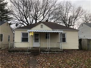 Photo of 1722 North LINWOOD, Indianapolis, IN 46218 (MLS # 21611538)