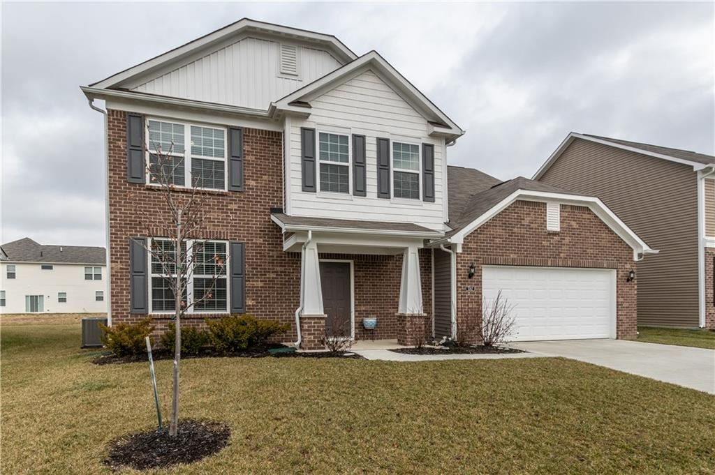 5382 Marigold Drive, Plainfield, IN 46168 - #: 21684538