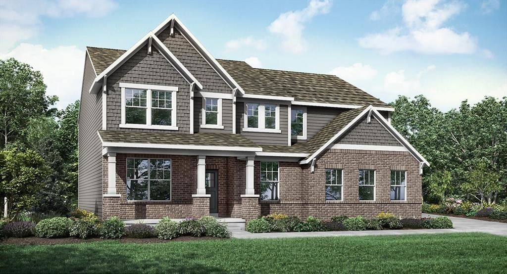 9969 Midnight Line Drive, Fishers, IN 46040 - #: 21675539