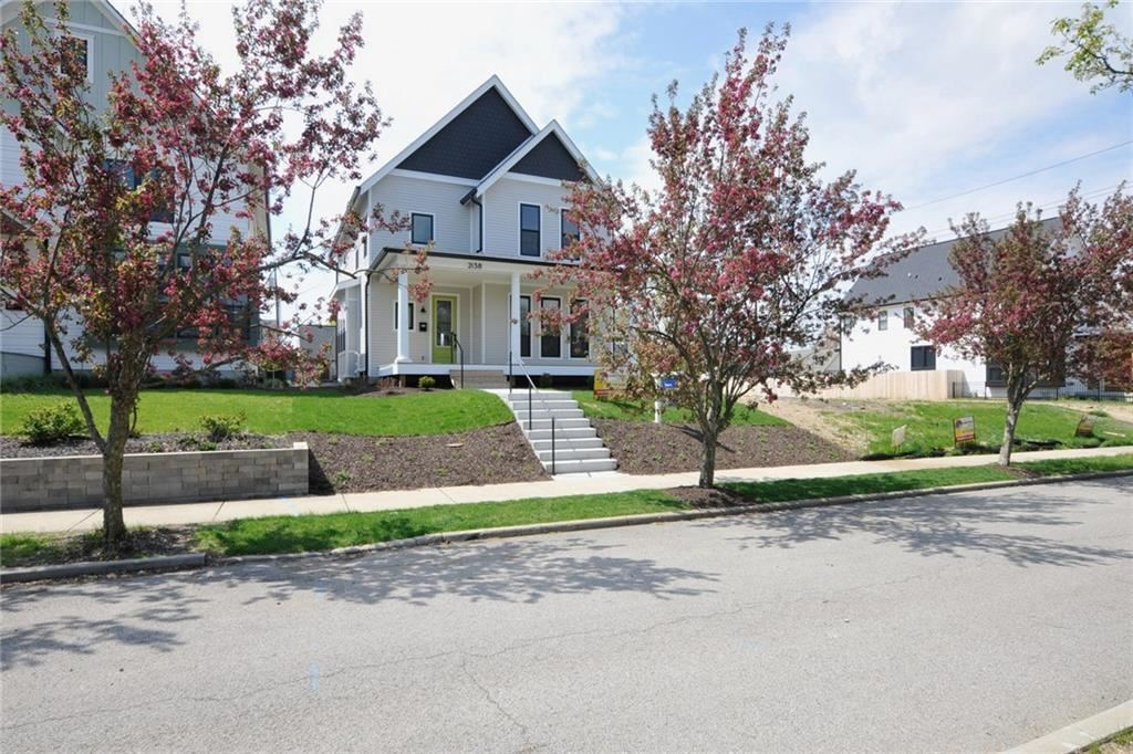 2138 North New Jersey Street, Indianapolis, IN 46202 - #: 21681540