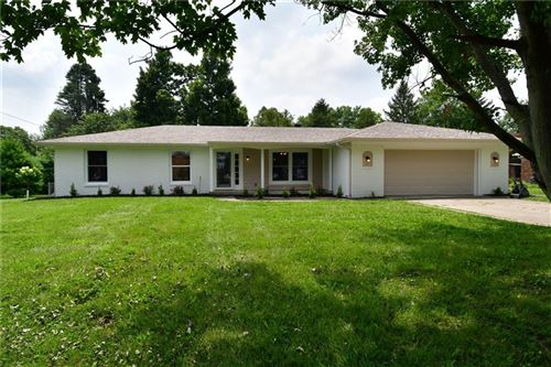 Photo of 3013 OLIVE BRANCH Road, Greenwood, IN 46143 (MLS # 21801541)