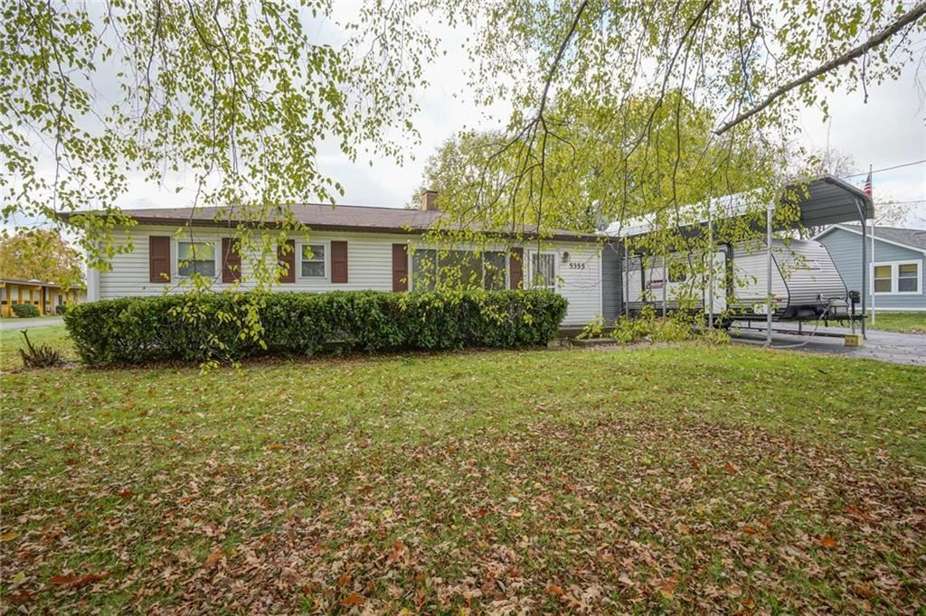 5355 West HANNA Avenue #0, Indianapolis, IN 46221 - #: 21750541