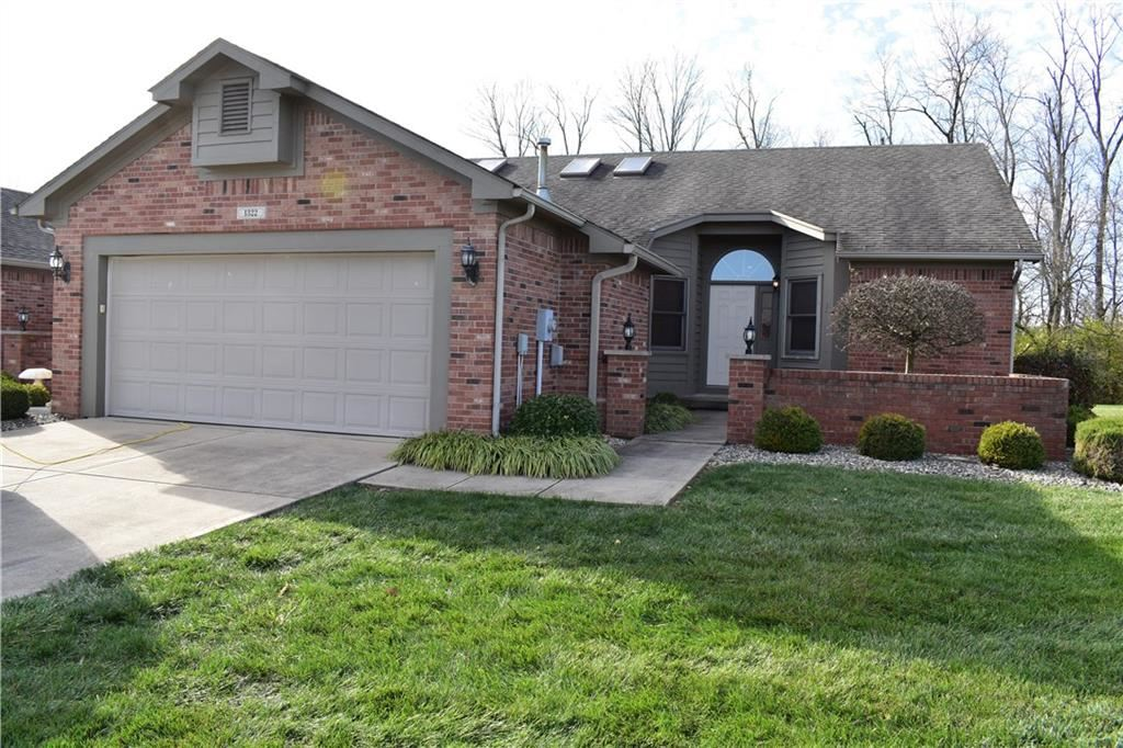 1322 Country Creek Circle, Shelbyville, IN 46176 - #: 21752541