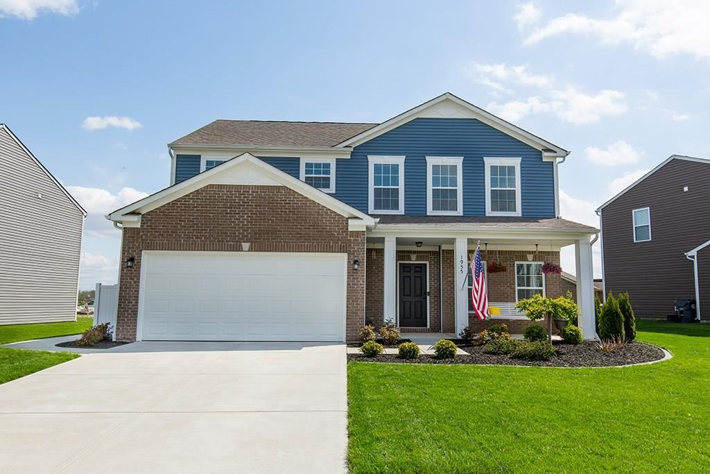1955 Woodland Parks Drive, Columbus, IN 47201 - #: 21707542