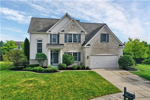 Photo of 7738 Firethorn Court, Brownsburg, IN 46112 (MLS # 21711543)