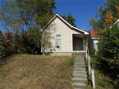 Photo of 922 West 27th Street, Indianapolis, IN 46208 (MLS # 21748543)