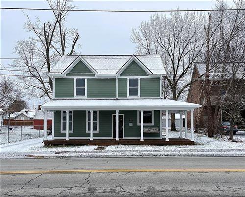 Photo of 56 East Main Street, Greenwood, IN 46143 (MLS # 21758543)