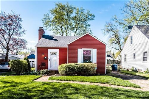 Photo of 2619 East 58TH Street, Indianapolis, IN 46220 (MLS # 21778543)