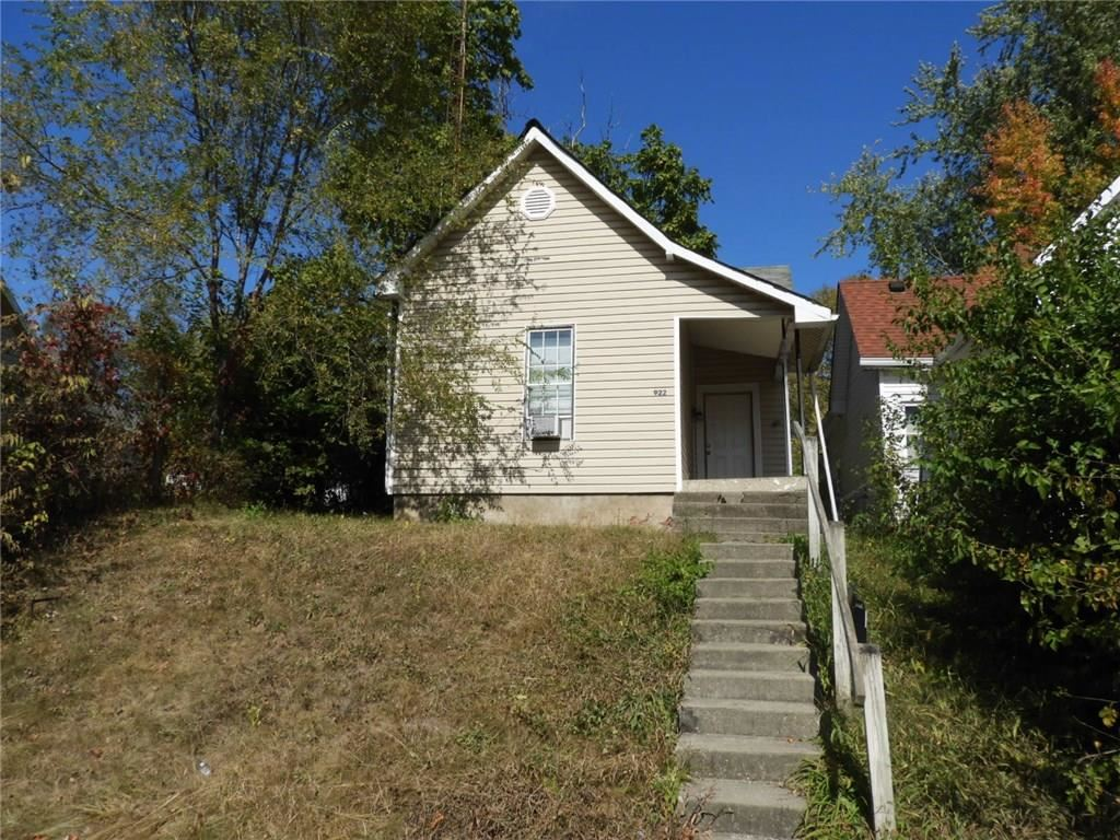 922 West 27th Street, Indianapolis, IN 46208 - #: 21748543